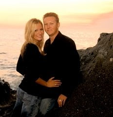 Julia and Kevin at Laguna Beach