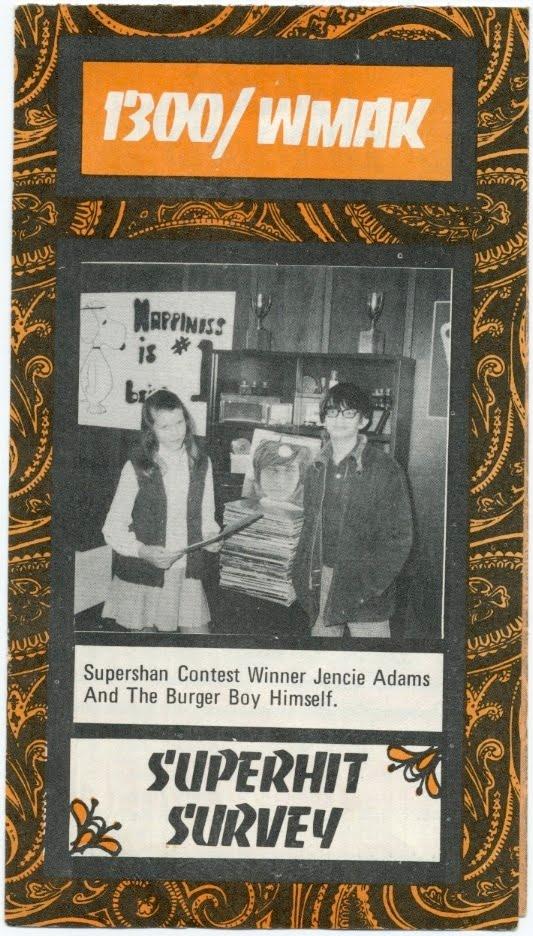 Bill S Auto Sales >> Nick's Radio Corner: WMAK Nashville Survey February 18 1970