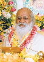 Maharishi Mahesh Yogi, founder of transcendental meditation