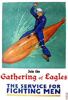 Eagles vs Ducks: Promoting War from the Safety of Home