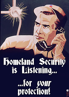 Warrantless Surveillance, Government Eavesdropping, and the Security State