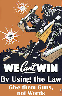 Rule of the Gun or the Rule of Law