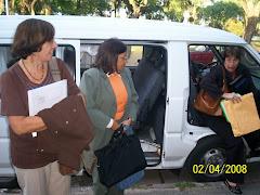 Viajando a Sarandí. Jornada de sensibilización