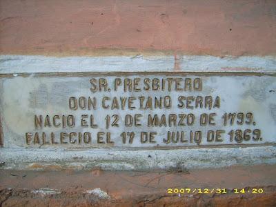 Tumba más antigua Villa Nueva