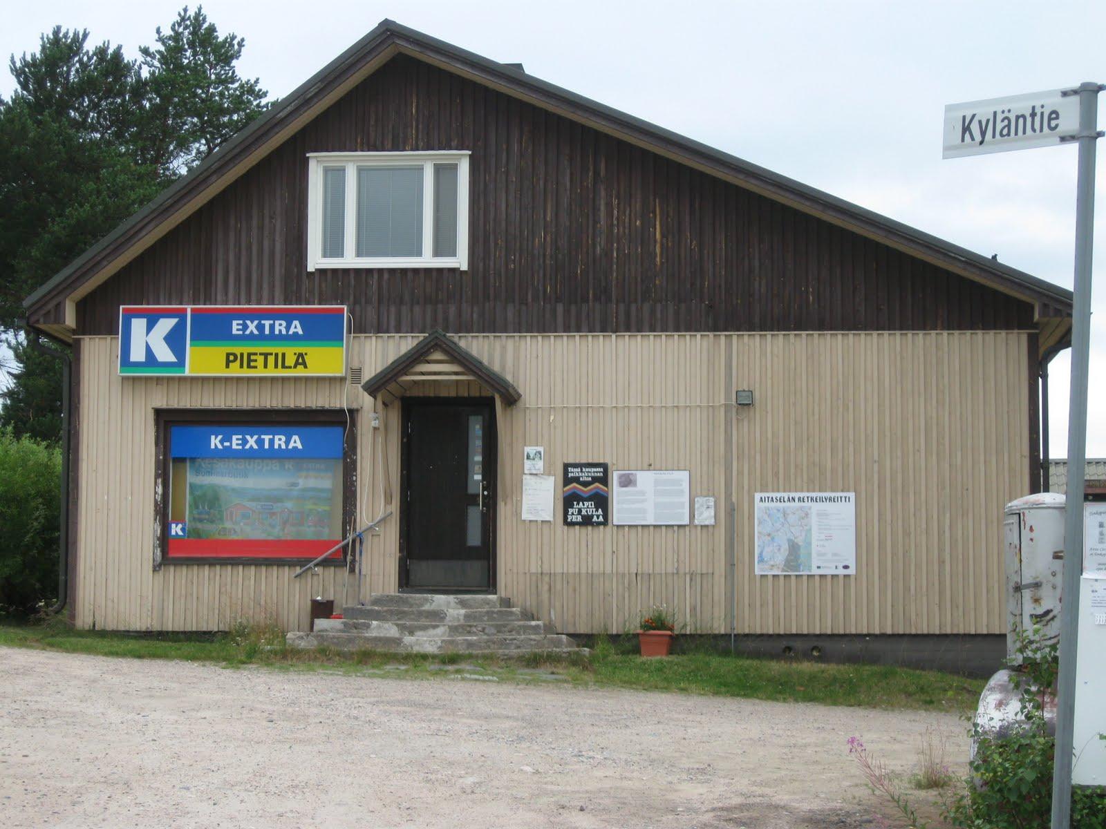 Autiotalot Suomessa