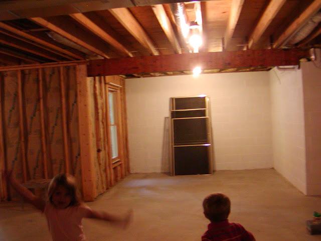 Design Dump: House #5: Before/after Basement