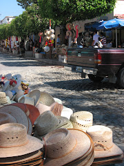 The Markets in Chiapas