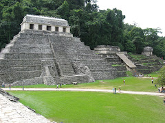 The Palenque Ruins