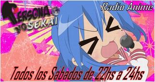 Persona no Sekai - Radio Anime - Arg