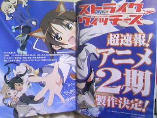 Strike Witches 2da temporada