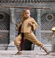 avatar live action Aang