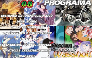 Persona no Sekai Radio Anime Podcast