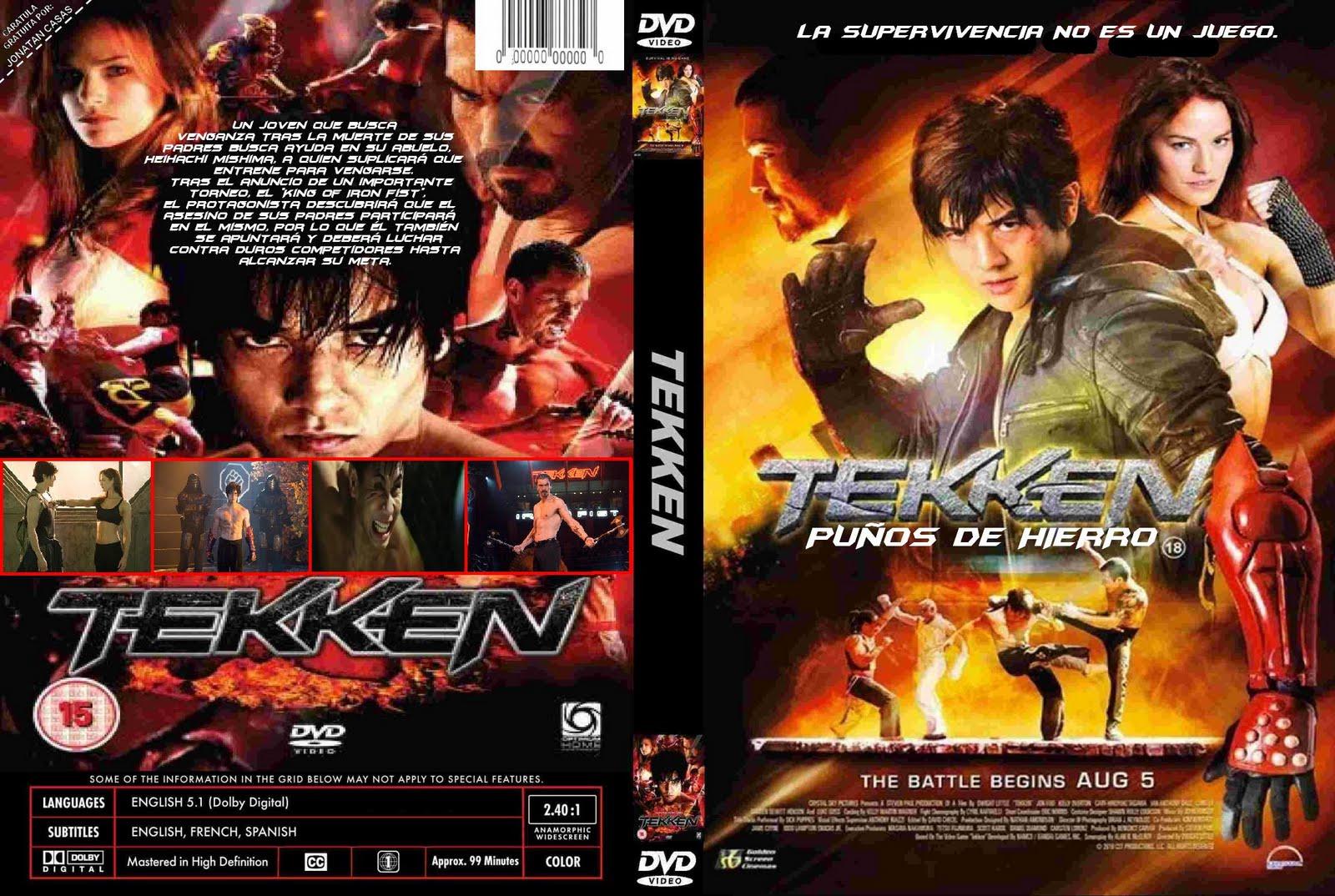 حصريا فيلم Tekken 2010 BRRip 450mb - سينما العرب