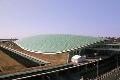 Beijing International Airport Terminal 3, Beijing, China