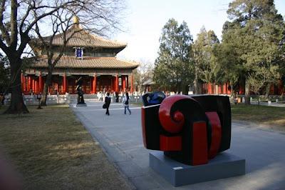 Sophia Vari Exhibition, Beijing