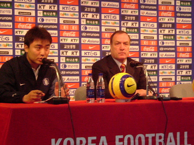 Advocaat in January Press Conference