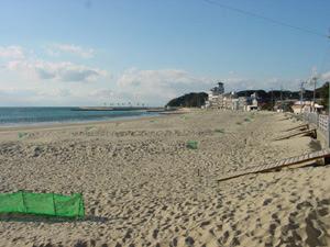 Utsumi, Chita Peninsula, Aichi Prefecture