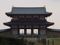 Suzaku Gate, Nara.