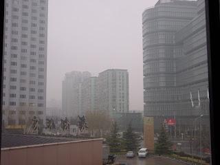 Grey Beijing Weather