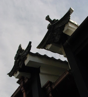 Merchant house with udatsu roof, Mino, Gifu Prefecture
