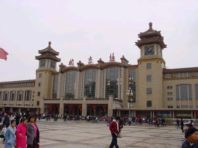 Beijing Train Station