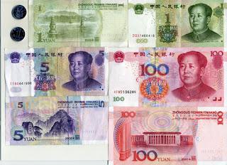 Renminbi notes