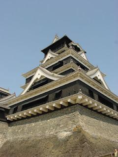 Kumamoto Castle, Kumamoto Prefecture.