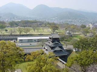 Uto-Yagura turret, Kumamoto Castle