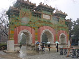 Confucius Temple, Beijing
