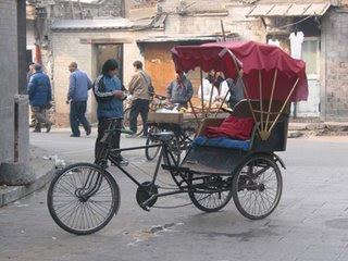 Beijing Rickshaw