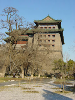 South East Corner Watchtower (Dongnan Jiaolou)