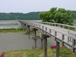 Horai Bridge, Shimada