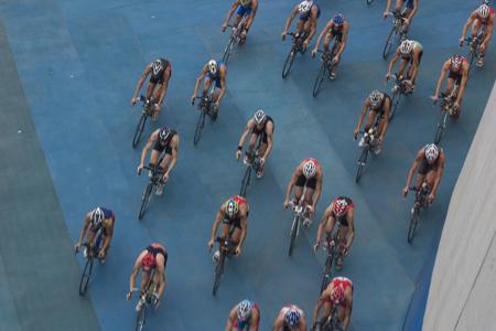 Beijing Triathlon World Cup, Cycling