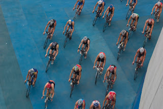 Beijing Triathlon World Cup, Cycling