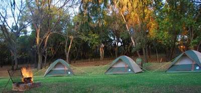 Tented Accommodation in Gauteng