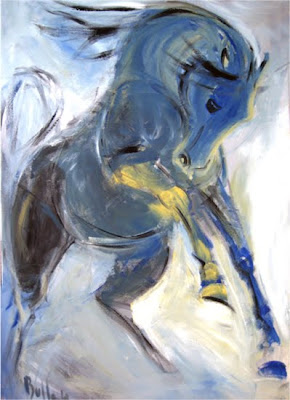 Beatrice Bulteau Horses