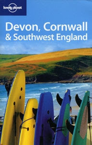 Lonely Planet Devon, Cornwall & Southwest England