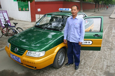 Tom - Beijing Taxi Driver