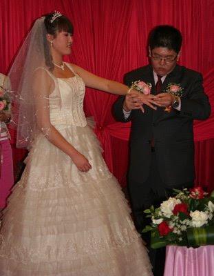 Beijing Wedding Ceremony