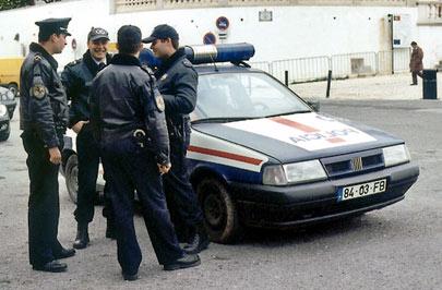 Portuguese Police