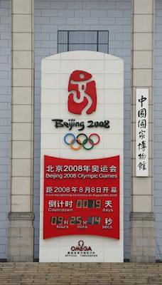 What's The Time In Beijing?