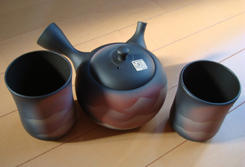 New Japanese Teapots