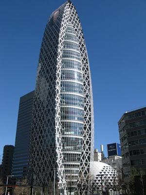 Mode Gakkuen Tower, Shinjuku
