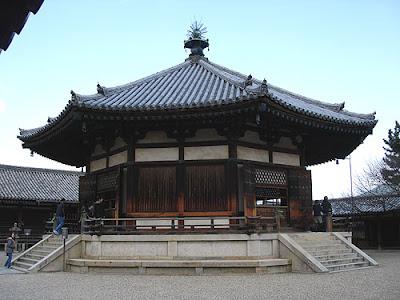 Yumedono, Horyuji Temple Nara.
