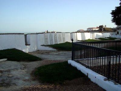 English Cemetery Elvas