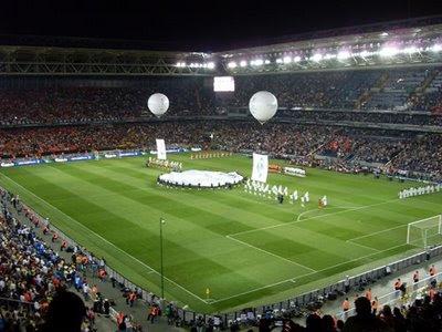 UEFA Cup Final.
