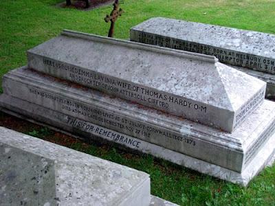 Thomas Hardy's Grave