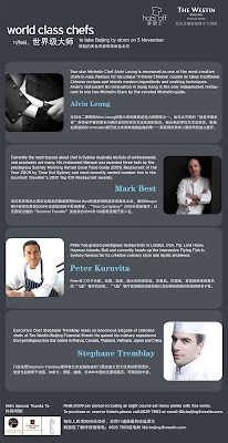 Top Chefs in Beijing