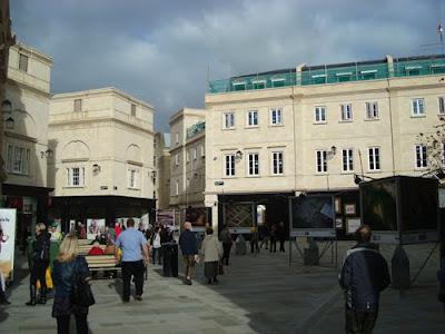 Southgate Shopping Centre Bath