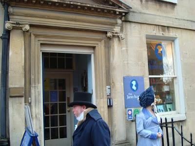 Jane Austen Centre Bath